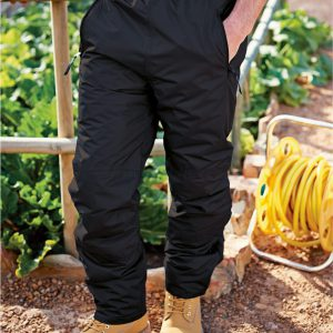 Regatta Wetherby Insulated Breathable Lined Overtrouser (Reg)