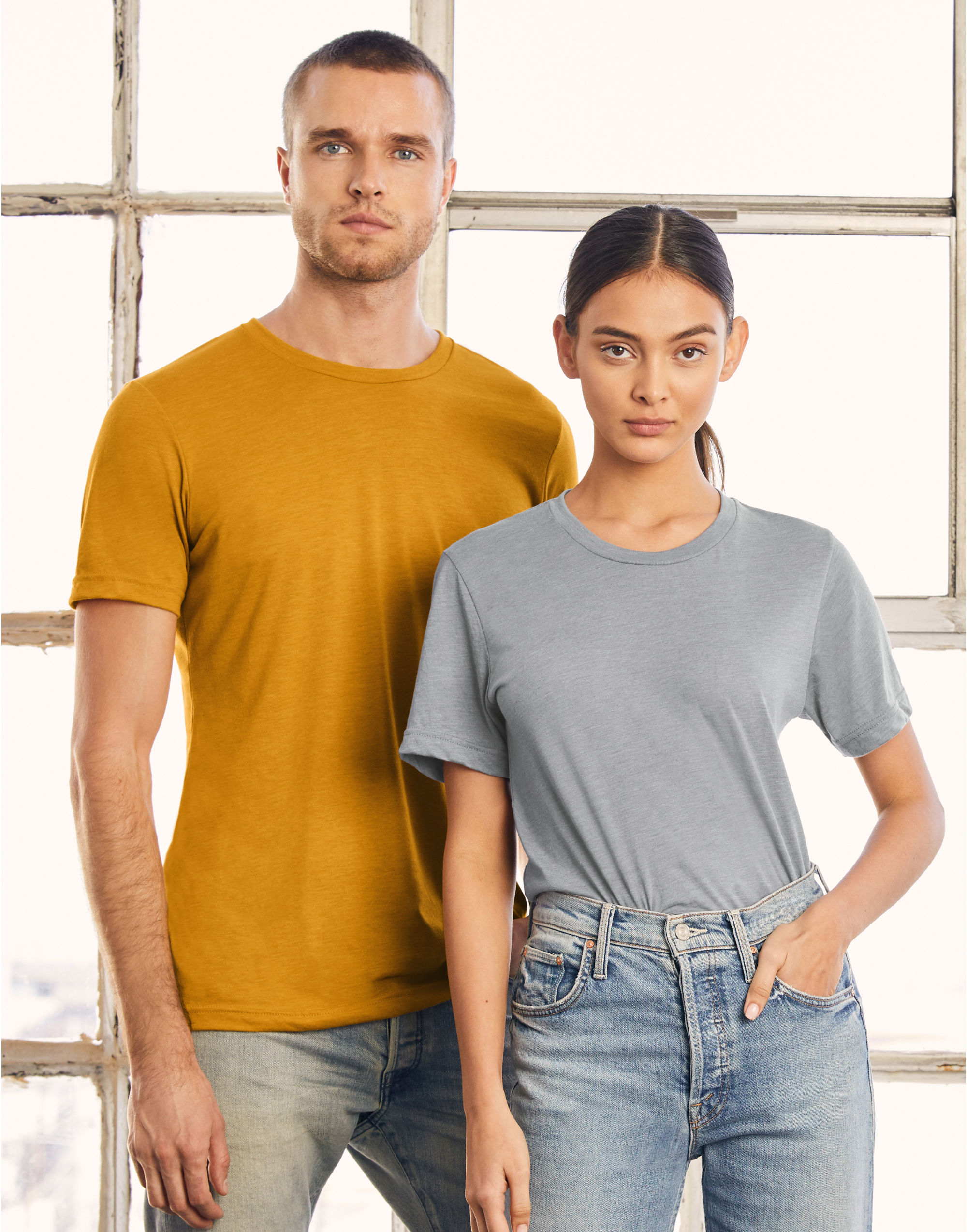 Bella Canvas Unisex Triblend Short Sleeve Tee