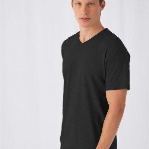 B&C Men's Exact V-Neck T-Shirt