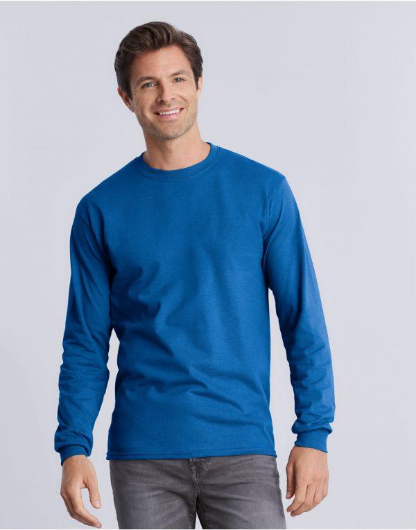 Gildan Ultra Cotton™ Adult Long Sleeve T-Shirt