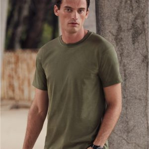 Fruit Of The Loom Men's Super Premium T-Shirt