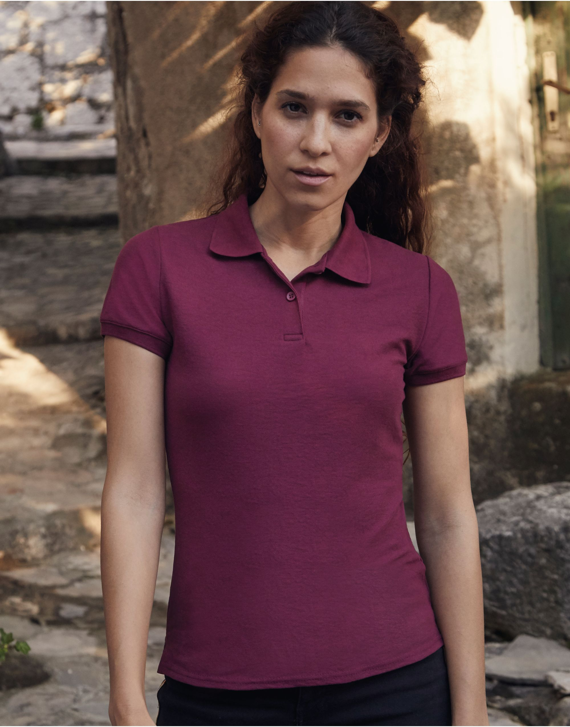 Fruit Of The Loom Ladies' 65/35 Polo