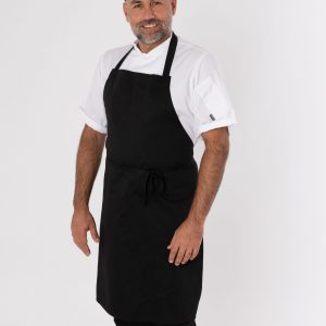 Dennys Low Cost Bib Apron Without Pocket