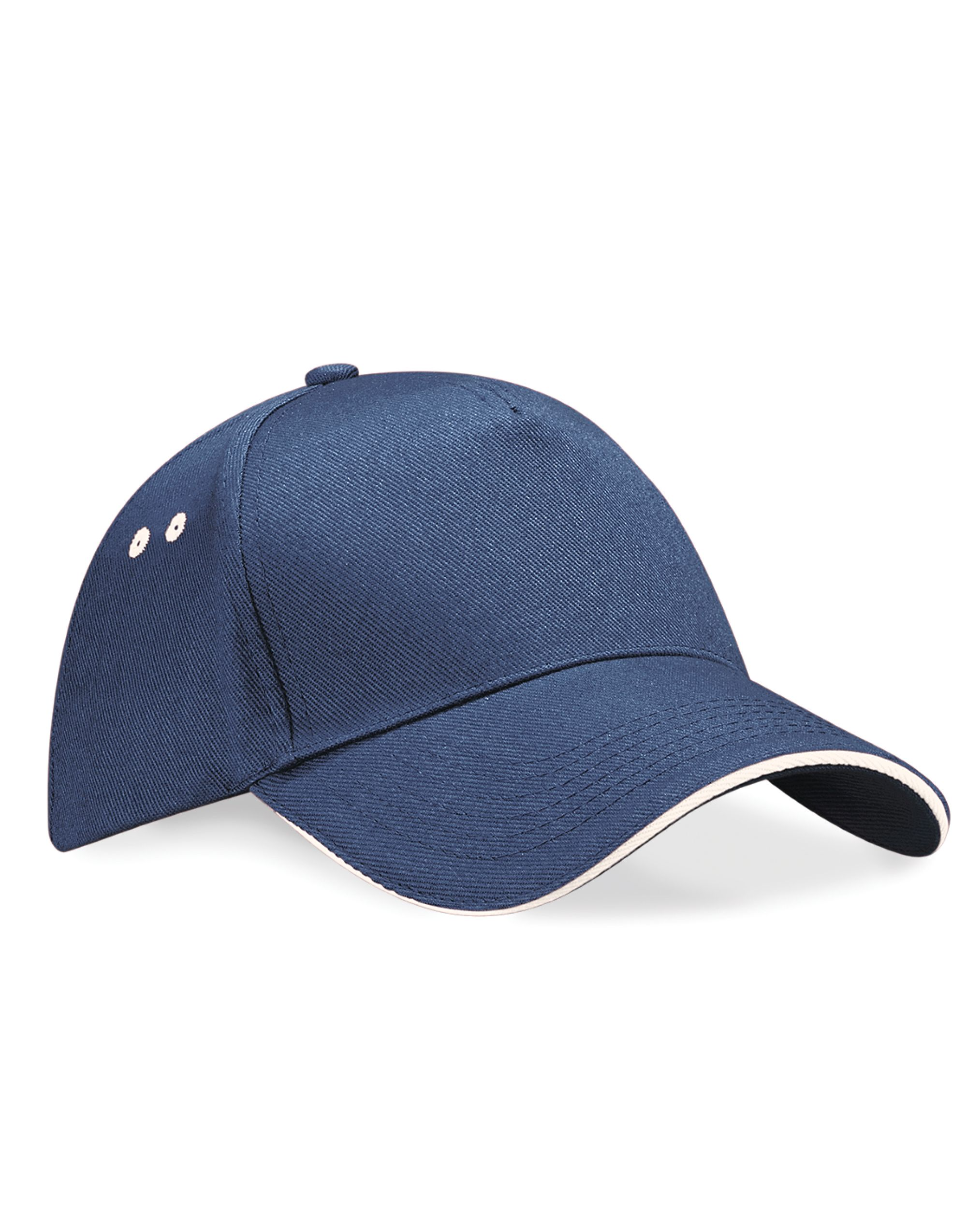 Beechfield  Ultimate 5 Panel Cap Sandwich Peak