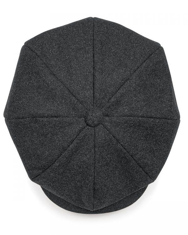 Beechfield  Melton Wool Baker Boy Cap