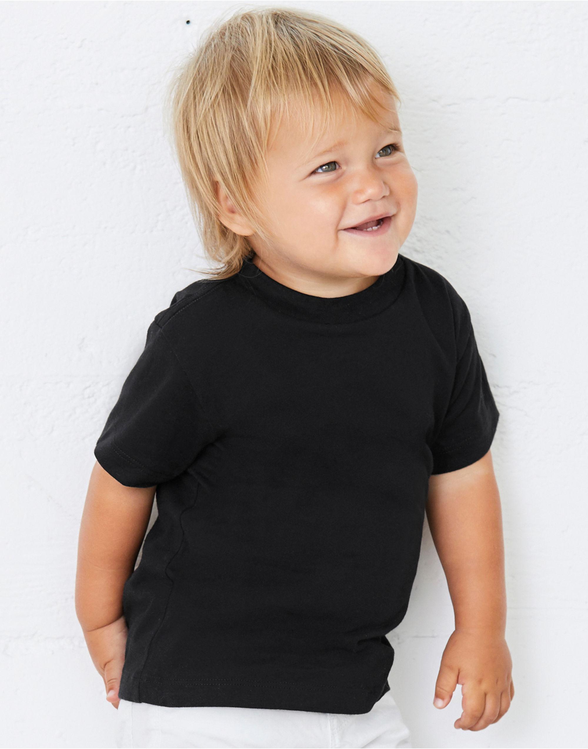 Bella Toddler Jersey Short Sleeve T-Shirt