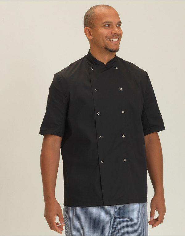 Dennys Short Sleeve Chef's Jacket