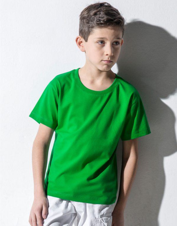 Nakedshirt Kid's 'Frog' Organic Favourite T-Shirt