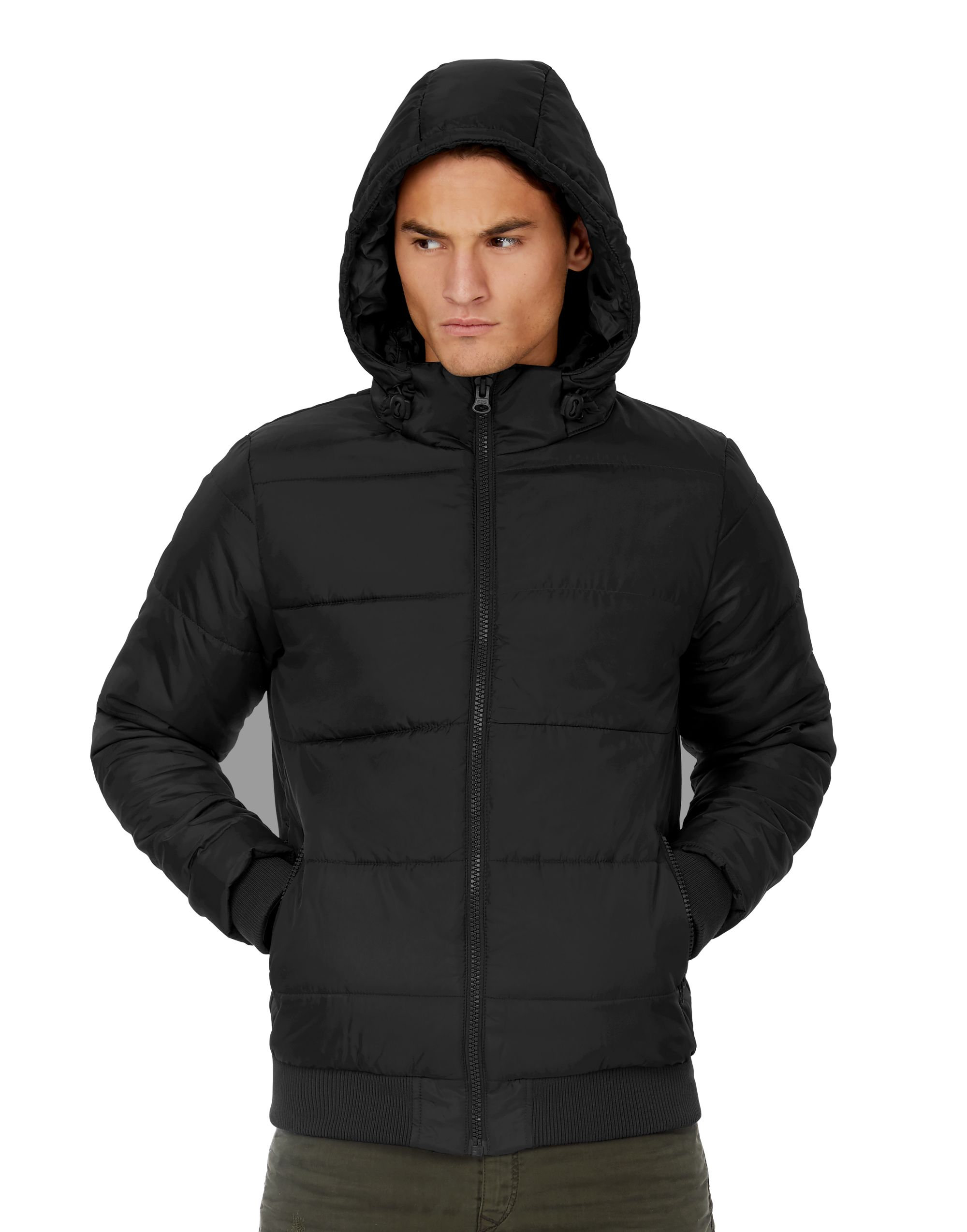 B&C Men's Superhood Jacket