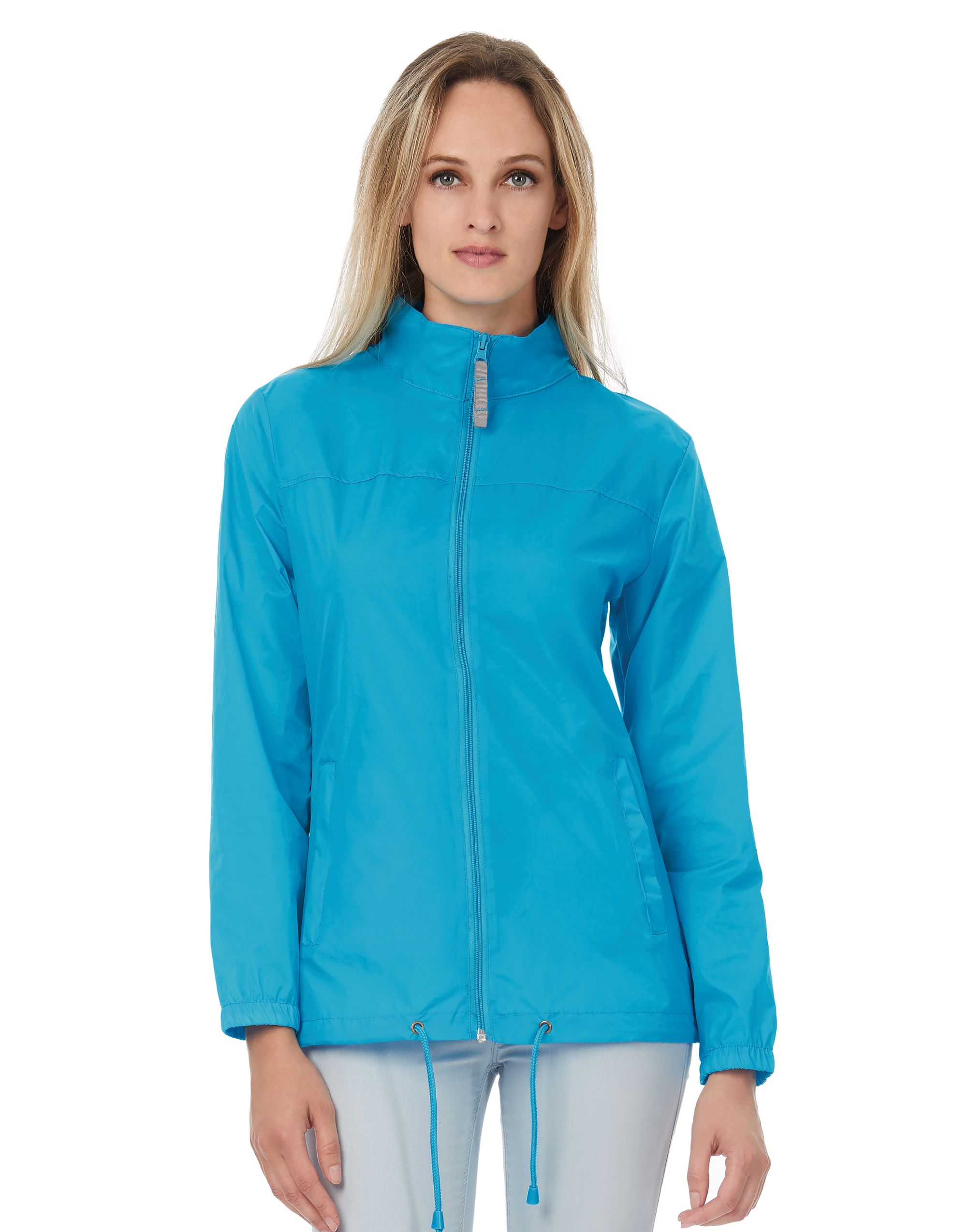 B&C Women's Sirocco Windbreaker Jacket