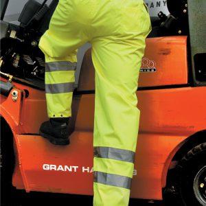 Result Safeguard Hi-Vis Trousers