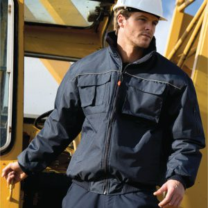 WORK-GUARD by Result Sabre Pilot Jacket