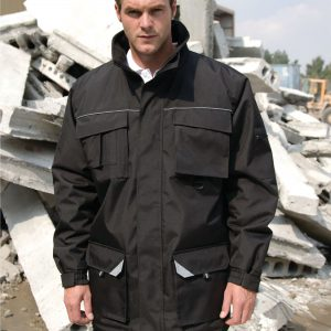 WORK-GUARD by Result Sabre Long Coat