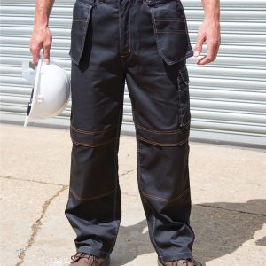 WORK-GUARD by Result Lite X-Over Holster Trousers