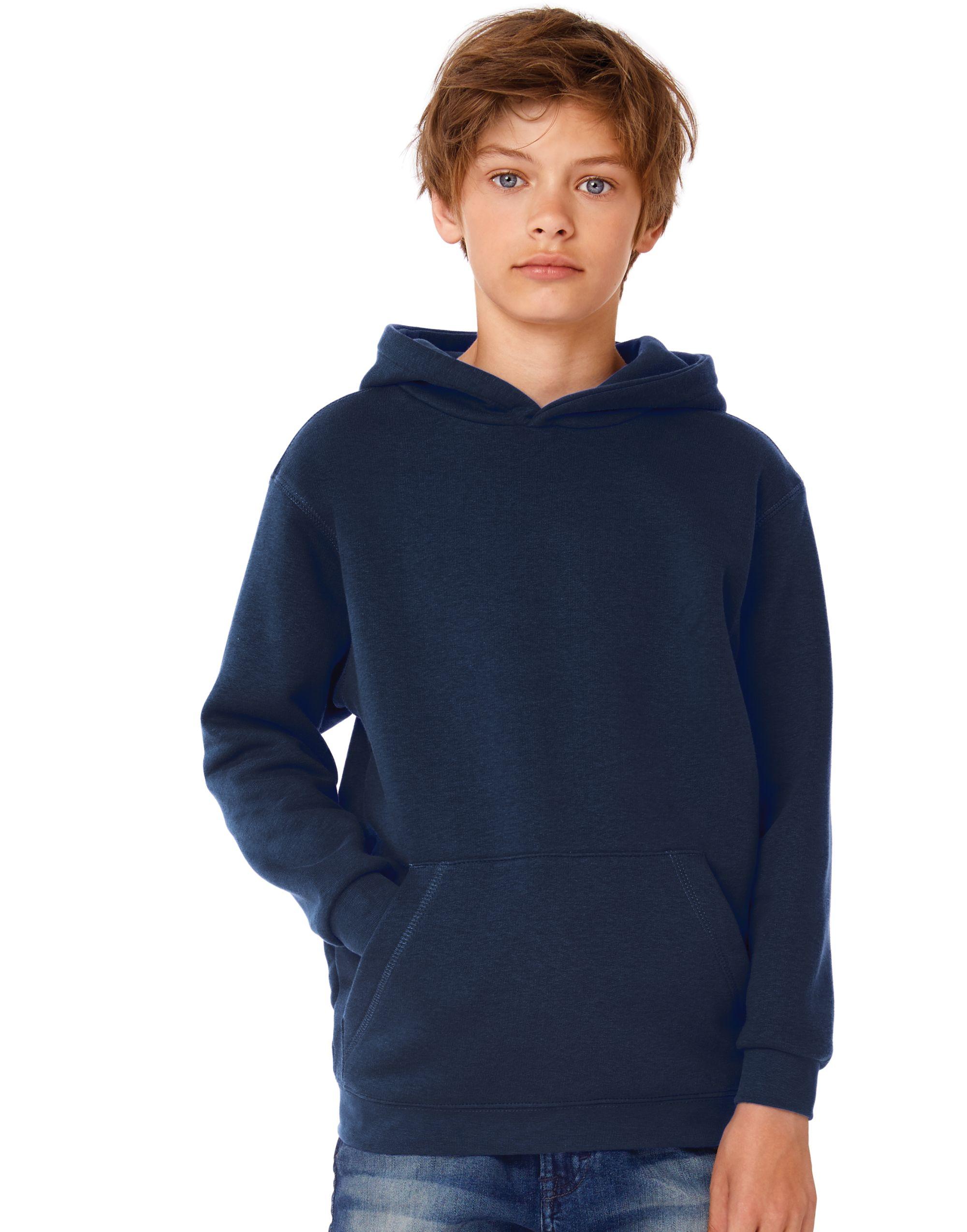 B&C Hooded Kid's Sweatshirt