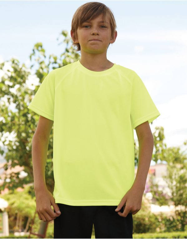 Fruit Of The Loom Kid's Performance T-Shirt