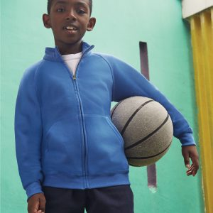 Fruit Of The Loom Kid's Classic Sweat Jacket