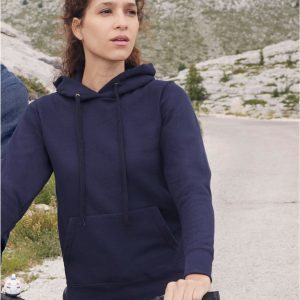 Fruit Of The Loom Ladies' Classic Hooded Sweat