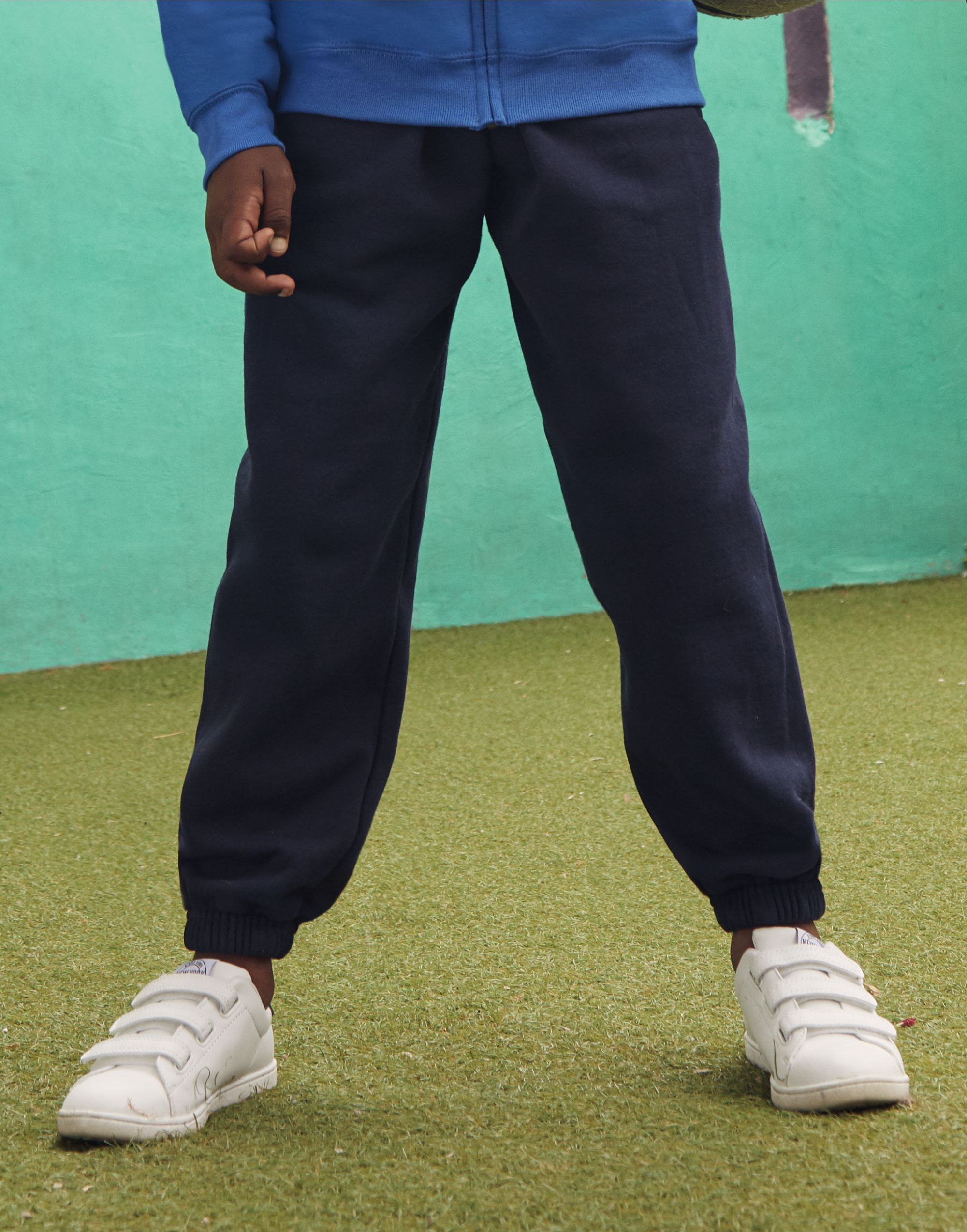 Fruit Of The Loom Kid's Classic Elasticated Cuff Jog Pant