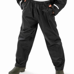 Result Core Junior Rain Trousers