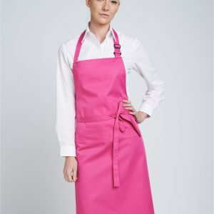 Dennys Multi-Coloured Recycled Bib Apron (28x36)