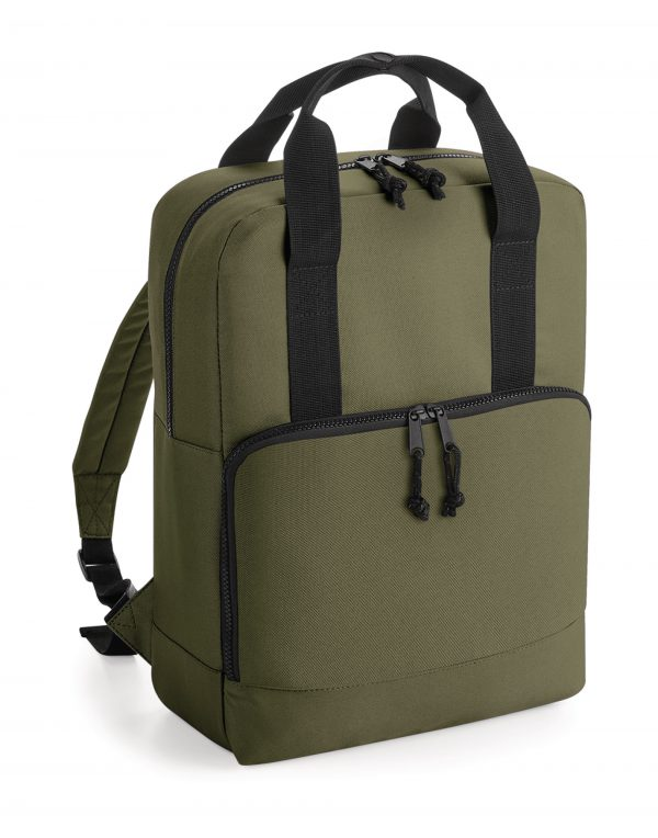 Bagbase Recycled Twin Handle Cooler Backpack