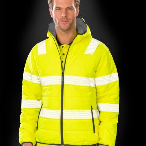 Result Genuine Recycled Recycled Ripstop Padded Safety Jacket
