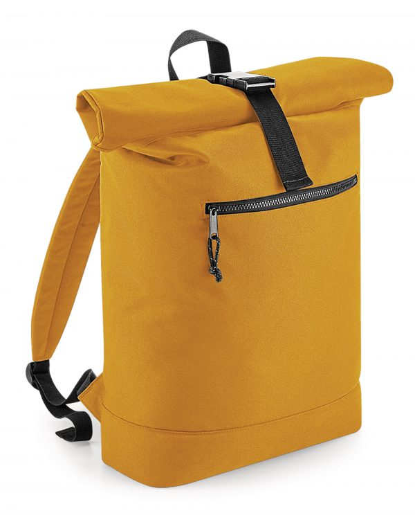 Bagbase Recycled Roll-Top Backpack