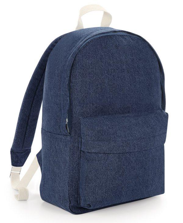 Bagbase Denim Backpack