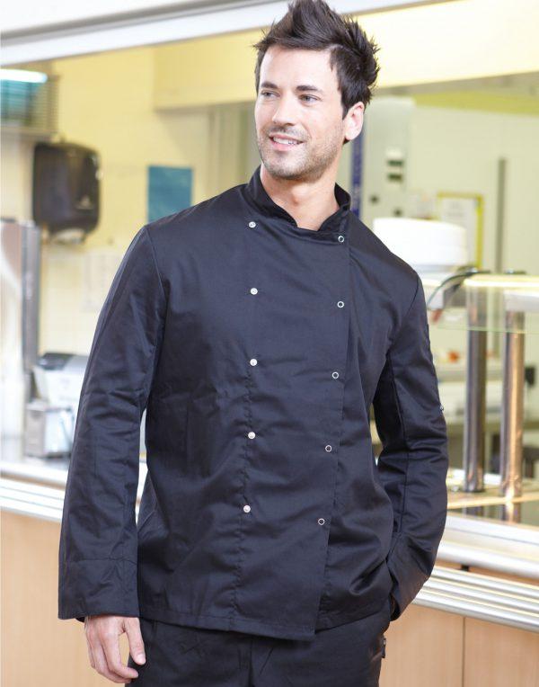 Dennys Long Sleeve Chef's Jacket