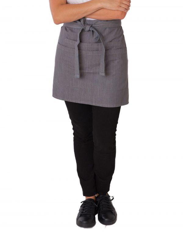 Dennys Denim Waist Apron With Pocket