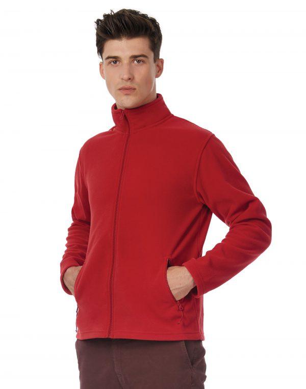 B&C ID.501 Men's Micro Fleece Full Zip