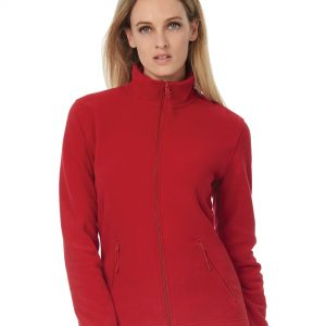 B&C ID.501 Women's Micro Fleece Full Zip