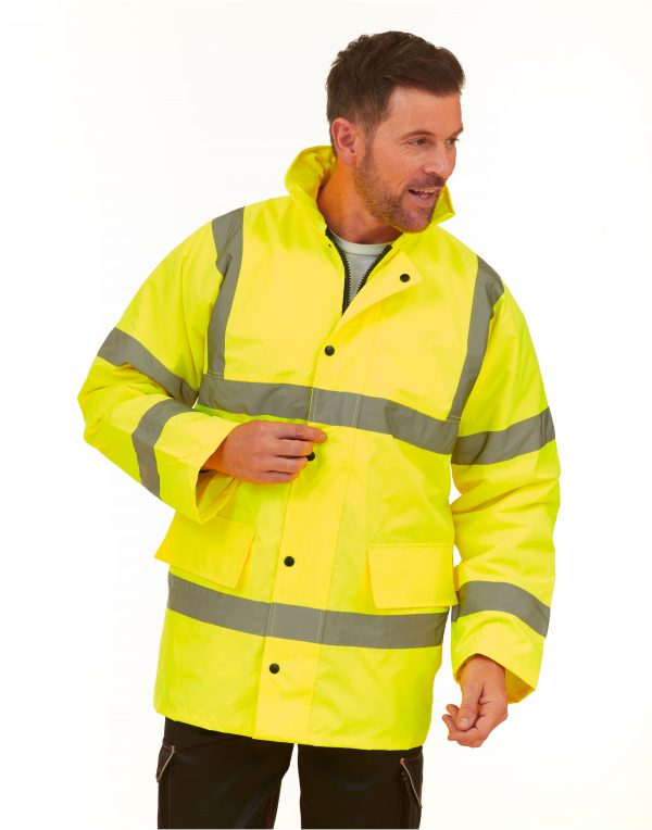 Yoko Hi-Vis Road Safety Jacket