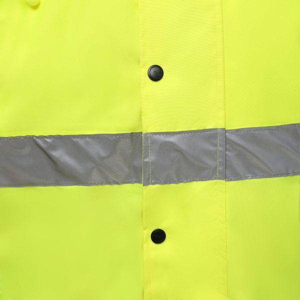 Yoko Hi-Vis Contractor Jacket