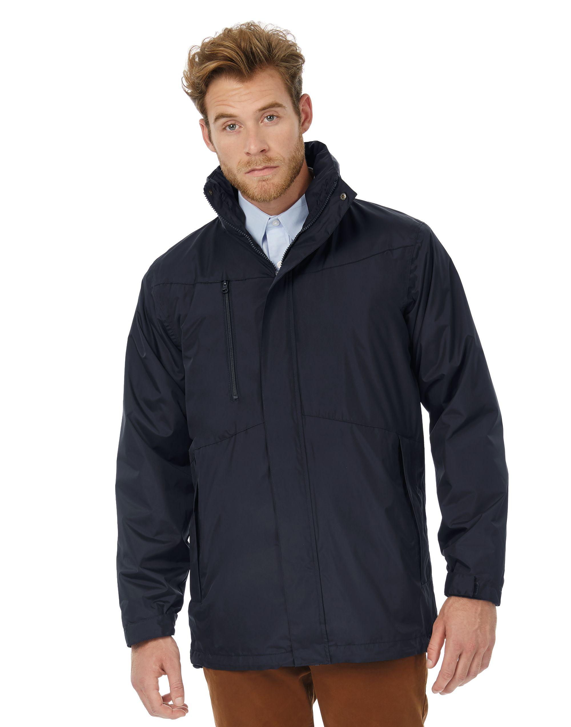 B&C Men's Corporate 3-in-1 Jacket