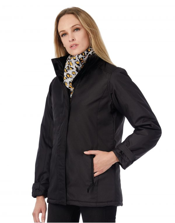 B&C Women's Real+ Heavy Weight Jacket