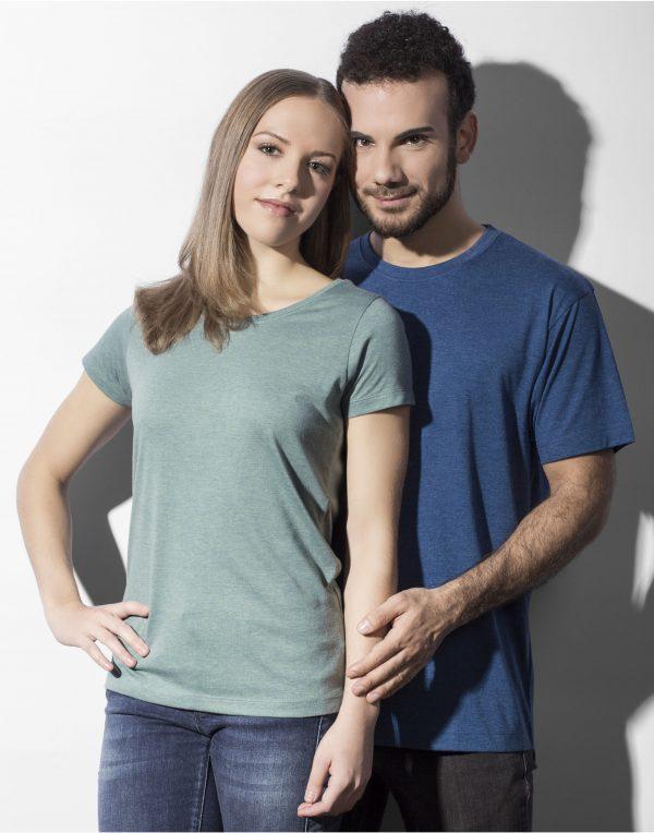 Nakedshirt Nancy Triblend Women's Favourite T-shirt