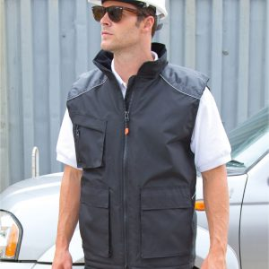 WORK-GUARD by Result Vostex Bodywarmer