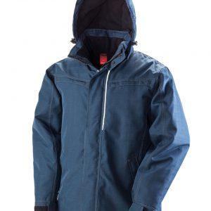 WORK-GUARD by Result Denim Texture Rugged Jacket