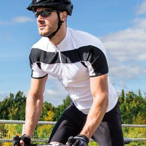 Spiro Men's Bikewear Full Zip Performance Top