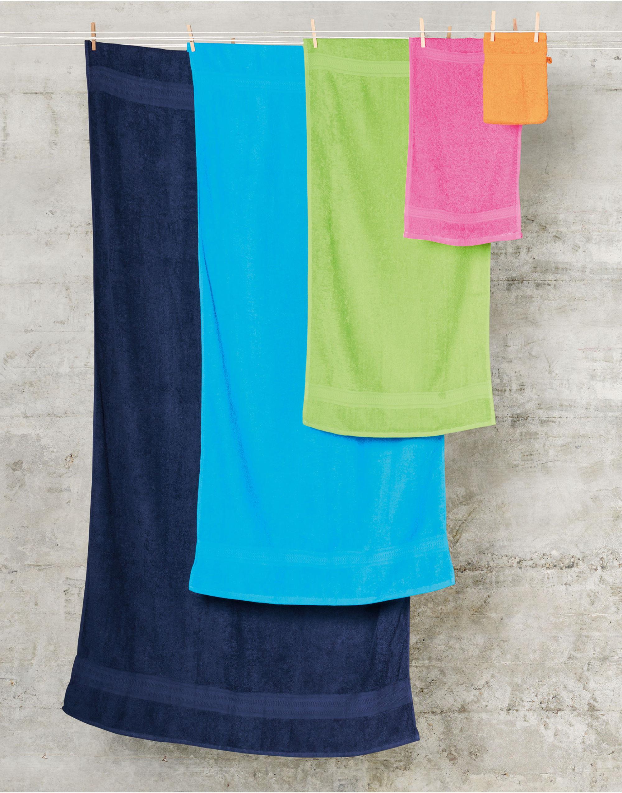 Towels By Jassz Rhine Hand Towel 50x100 cm