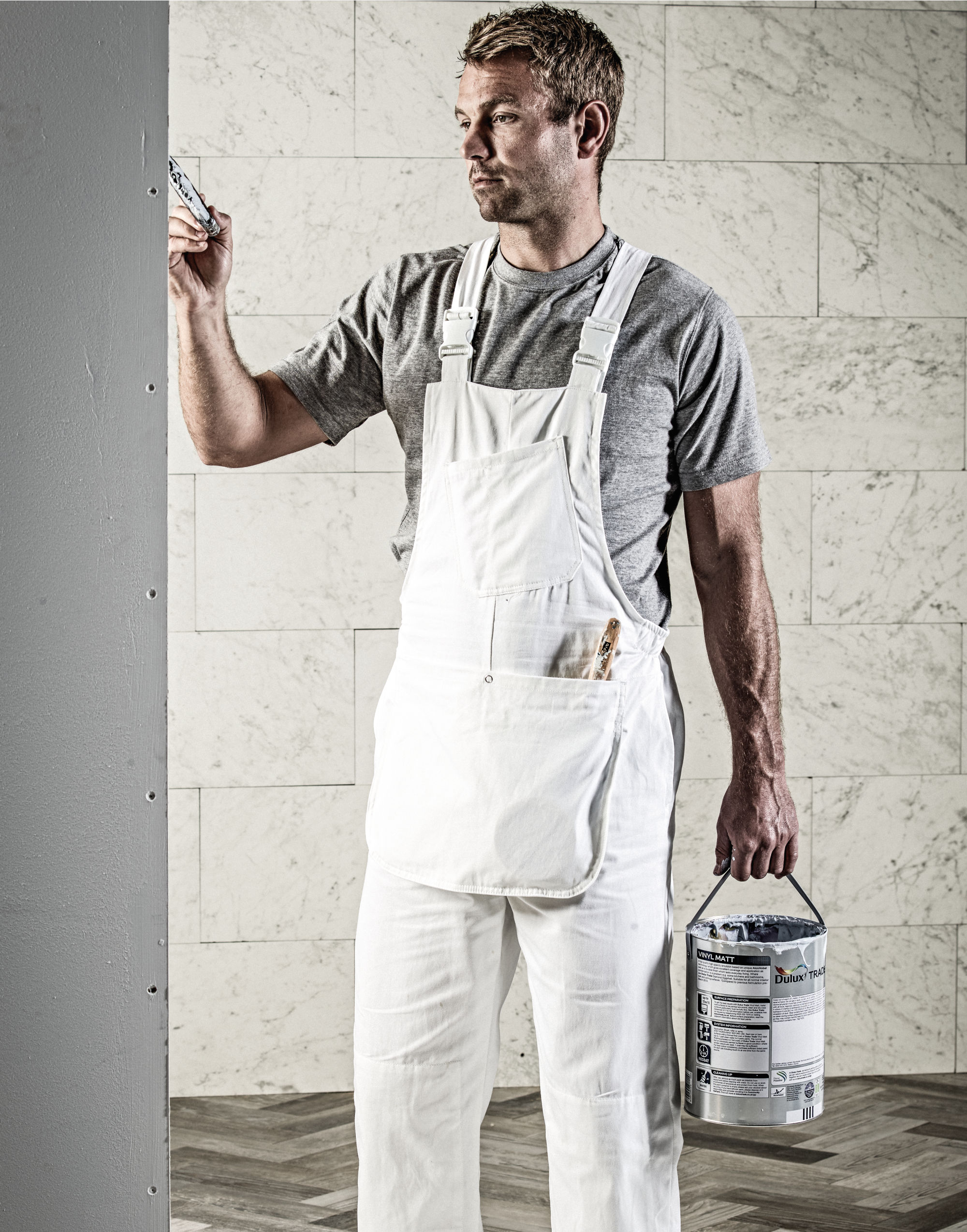 Dickies Painter's Bib and Brace
