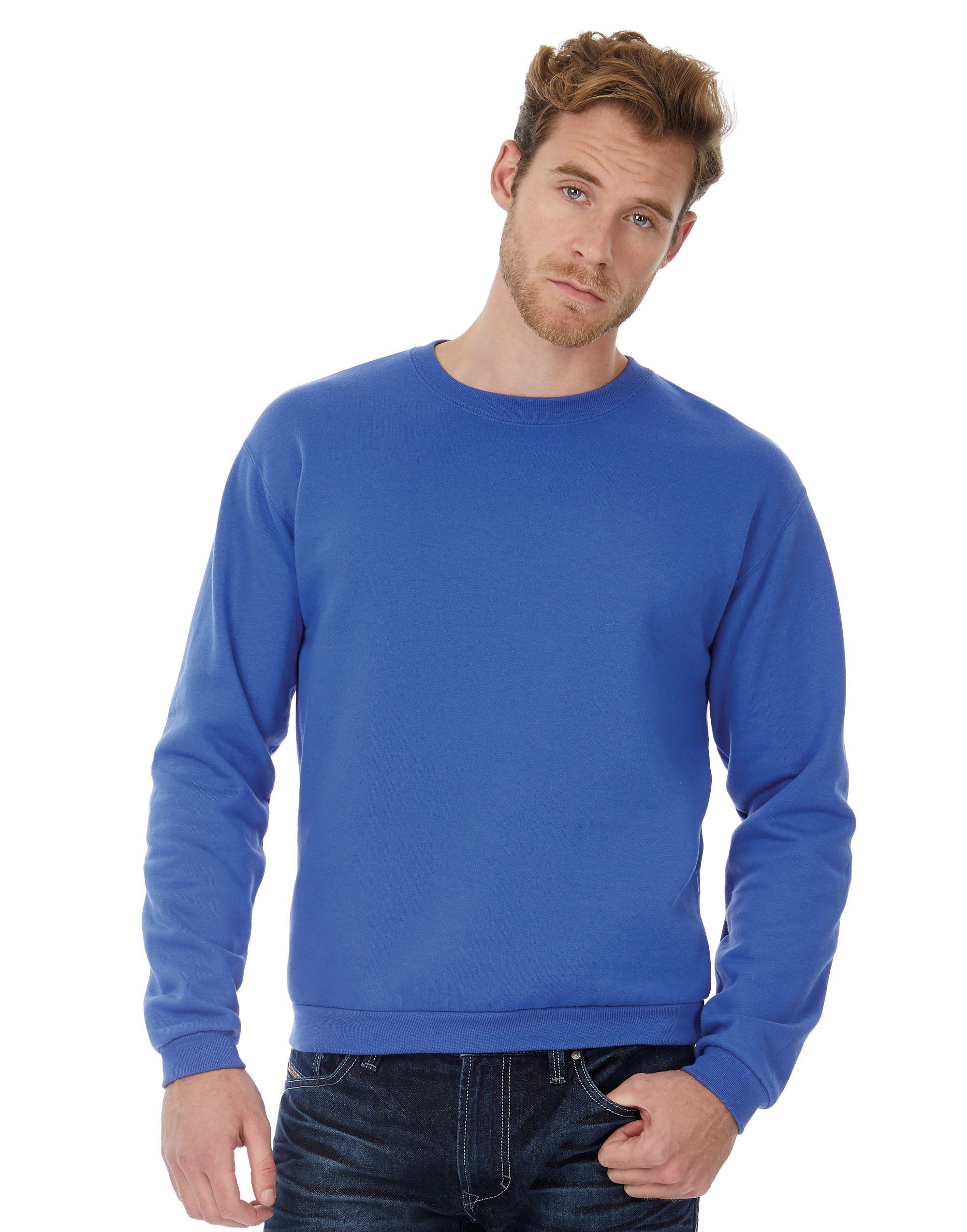 B&C Unisex ID.202 50/50 Sweatshirt